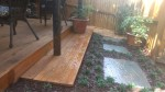 After: Deck and walkway
